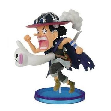 One Piece - Figurine Usopp WCF Relay Vol.3