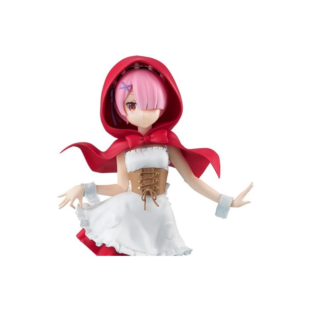 Re: Zero - Figurine Ram Red Hood
