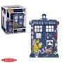 Doctor Who - Figurine POP Tardis Clara Memorial
