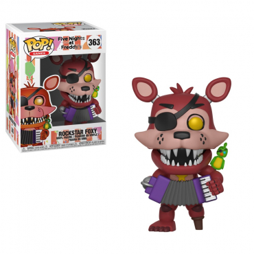 Five Nights At Freddy's - Figurine POP Rockstar Foxy