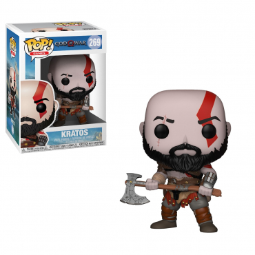 God Of War - Figurine POP Kratos