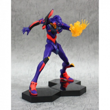 Evangelion - Figurine Eva-01 Vs 10Th Angel