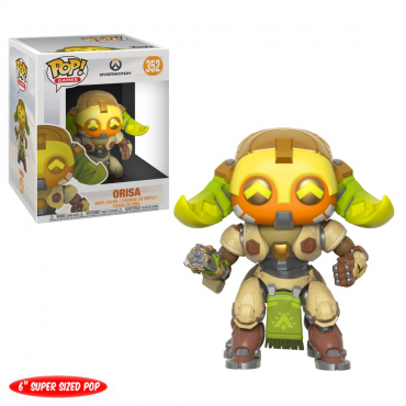 Overwatch - Figurine POP Orisa