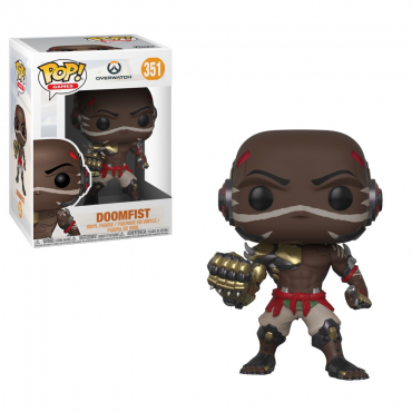 Overwatch - Figurine POP Doomfist
