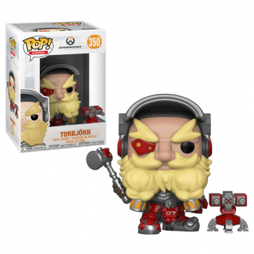 Overwatch - Figurine POP Torbjorn