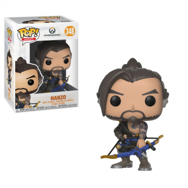 Overwatch - Figurine POP Hanzo