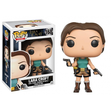 Tomb Raider - Figurine POP Lara Croft