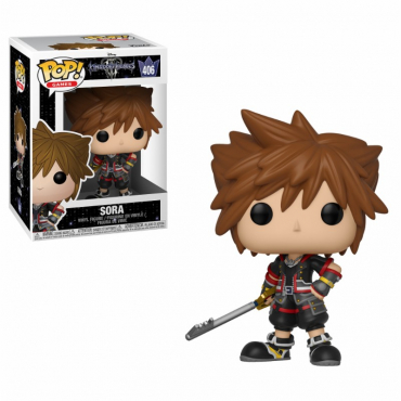 Kingdom Hearts 3 - Figurine POP Sora