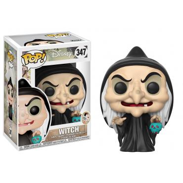 Disney Blanche Neige - Figurine POP La Sorciere