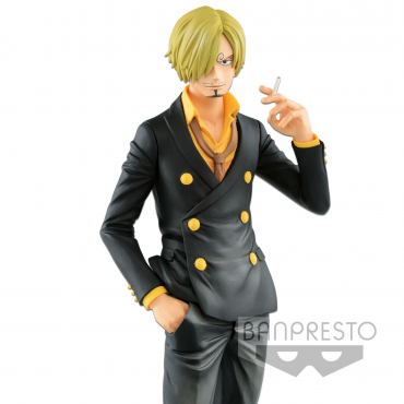 One Piece - Figurine Sanji Grandista The Grandline Men