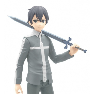 Sword Art Online Alicization - Figurine Kirito