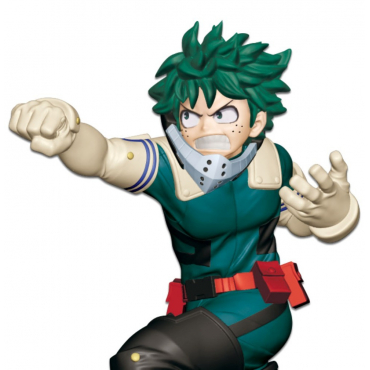 My Hero Academia Enter The Heroe - Figurine Izuku Midoriya