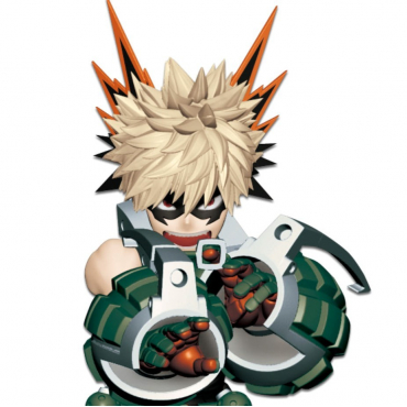 My Hero Academia Enter The Hero - Figurine Bakugo Katsuki