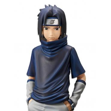 Naruto - Figurine Uchiha Sasuke Grandista