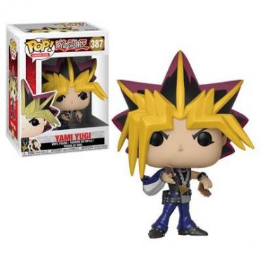 Yu-Gi-Oh! - Figurine POP Yami Yugi