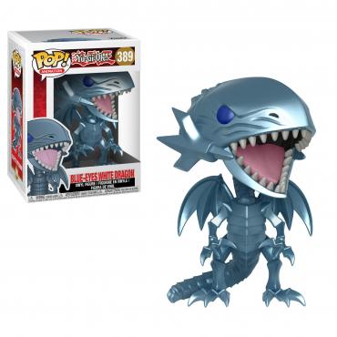 Yu-Gi-Oh! - Figurine POP Dragon Blanc Aux Yeux Bleus