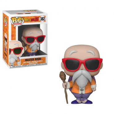 Dragon Ball Z - Figurine POP Master Roshi
