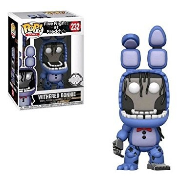 Five Nights At Freddy's - Figurine POP Withered Bonnie