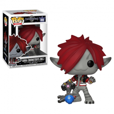 Kingdom Hearts - Figurine POP Sora Monster