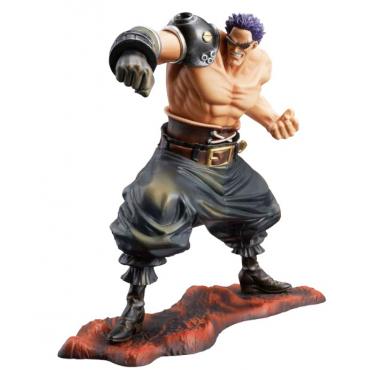 One Piece - Figurine Zetto Manhood