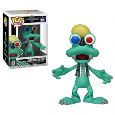 Kingdom Hearts 3 - Figurine POP Goofy Monster