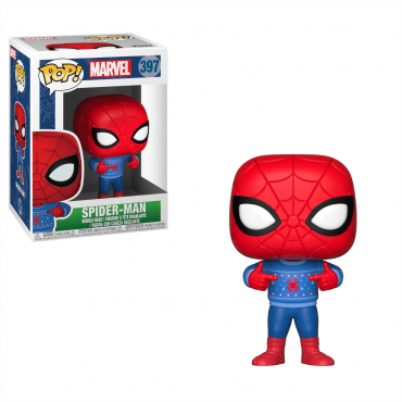 Spider Man - Figurine POP Spider Man