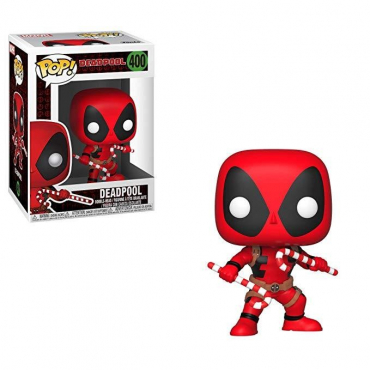 Deadpool - Figurine POP Deadpool Holiday