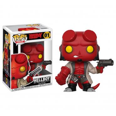 Hellboy - Figurine POP Hellboy