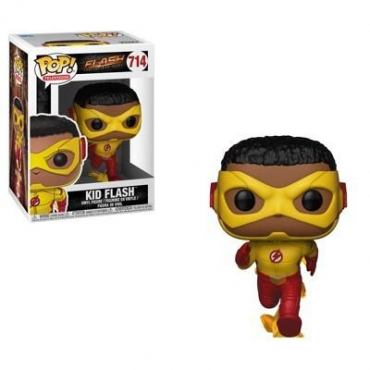 Flash - Figurine POP Kid Flash