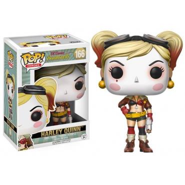 Dc Comics Bombshells - Figurine POP Harley Quinn