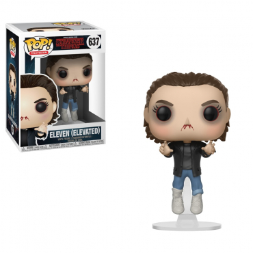 Stranger Things - Figurine POP Eleven ( Elevated )