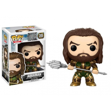 Justice League - Figurine POP Aquaman