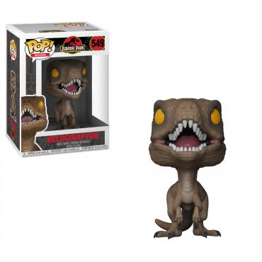 Jurassic Park - Figurine POP Velociraptor