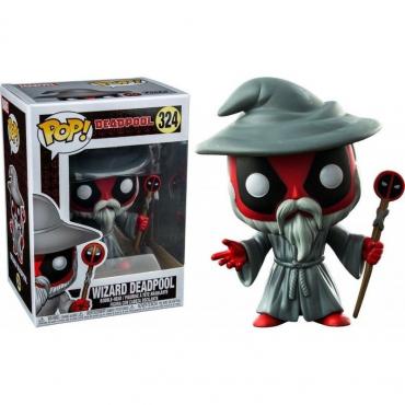 Deadpool - Figurine POP Wizard Deadpool Special Edition