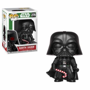 Star Wars - Figurine POP Darth Vader Chase