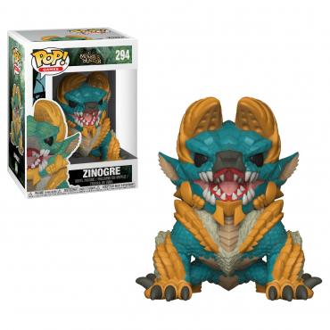 Monster Hunter - Figurine POP Zinogre