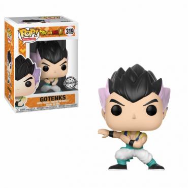Dragon Ball Z - Figurine POP Gotenks Special Edition