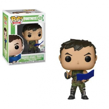 Fortnite - Figurine POP Highrise Assault Trooper