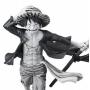 One Piece - Figurine Monkey D Luffy Magazine Version Grise