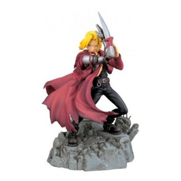 Full Metal Alchemist - Figurine Edward Elric Ichiban Kuji Lot B