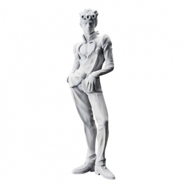 Jojo's Bizarre Adventure - Figurine Giorno Giovanna Mafiarte Monochrome Version