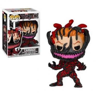 Marvel Venom - Figurine POP Carnage