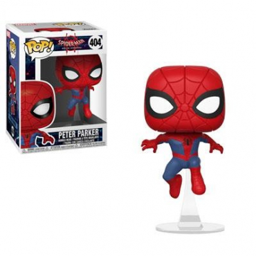 Spider Man Animated - Figurine POP Peter Parker