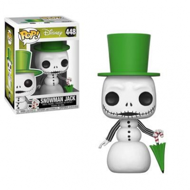 Disney : Nightmare Before Christmas - Figurine POP Snowman Jack