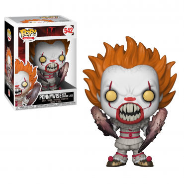 It - Figurine POP Pennywise With Spider Legs