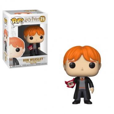 Harry Potter - Figurine POP Ron Weasley