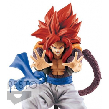 Dragon Ball GT - Figurine Gogeta Super Saiyan 4 Big Bang Kamehameha Attack Ver.