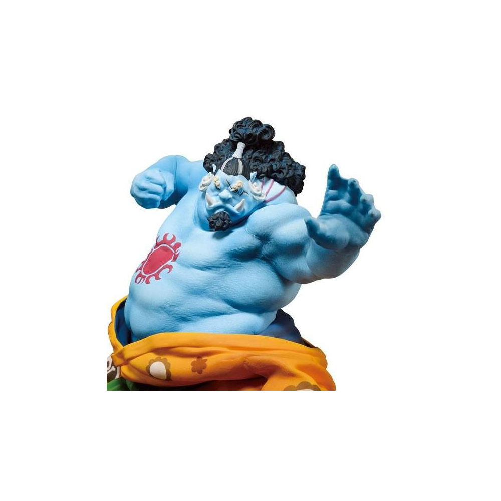 One Piece - Figurine Jinbei World Figure Colosseum 2 Vol.4