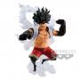 One Piece - Figurine Monkey D Luffy King Of Artist Snakeman