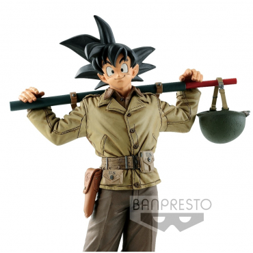 Dragon Ball Z - Figurine Goku Soldier BWFC 2 Vol.4